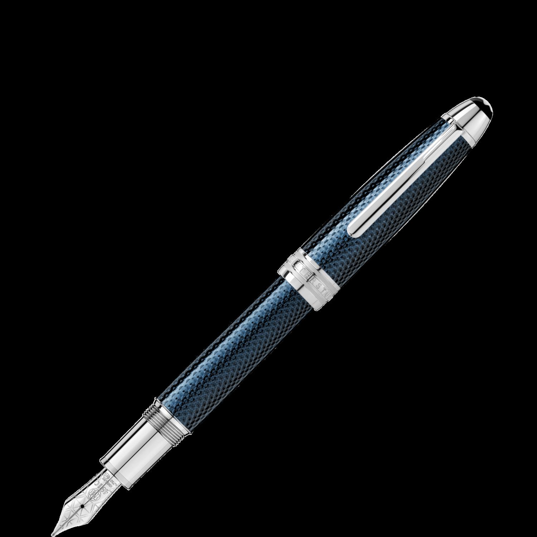 Montblanc Solitaire Blue