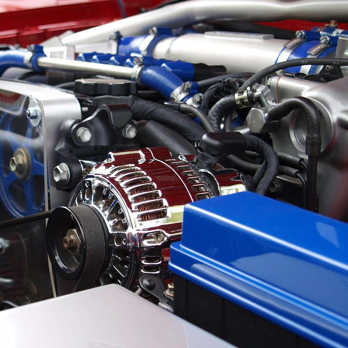 Cylinder Motor