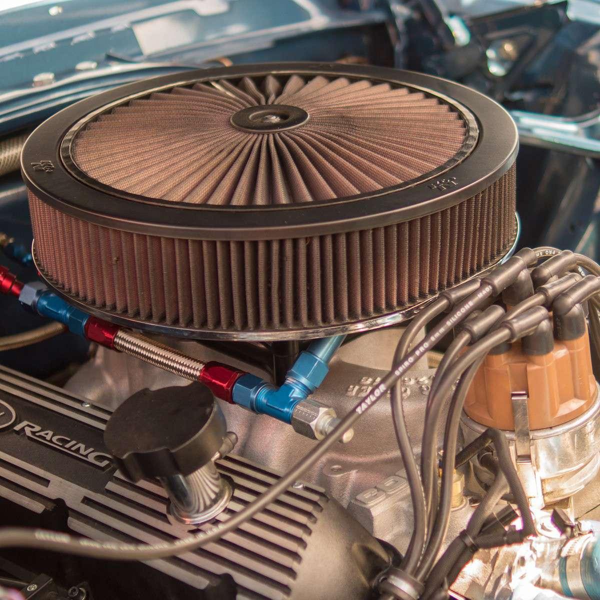High Performance Motor